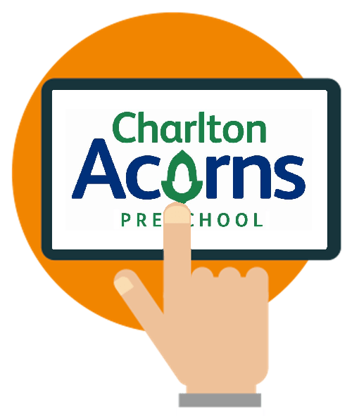 Charlotns Acorns preschool software case study logo