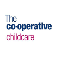 The Co0operative Childcare Logo case study