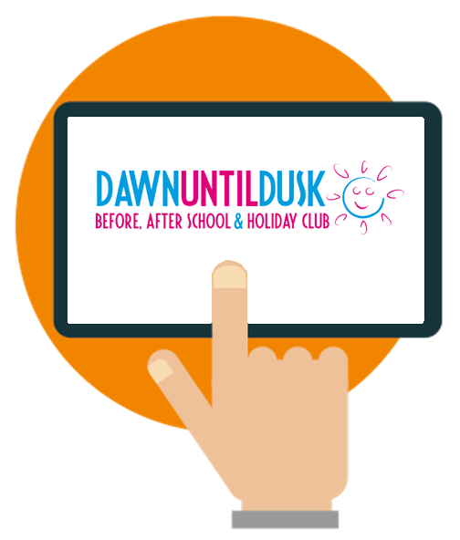 Dawn Until Dusk Connect Childcare software case study logo