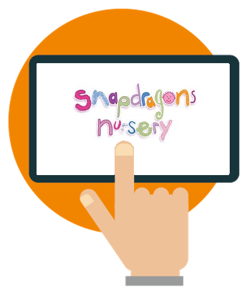 Snapragons nursery software case study logo