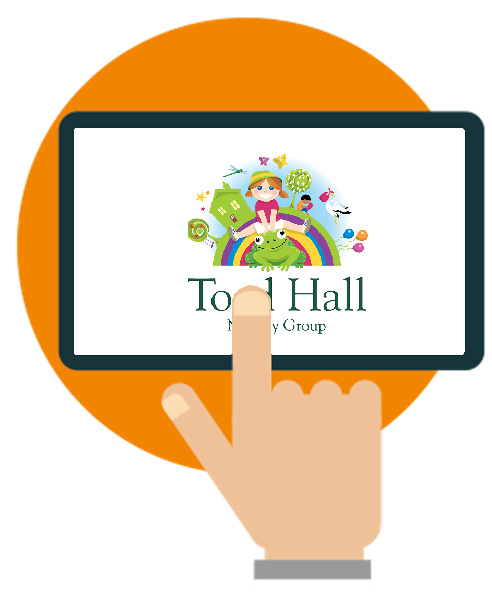 Toad Hall nursery group nursery software case study logo