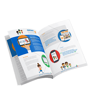 Wee Ones Day nursery software case study cover