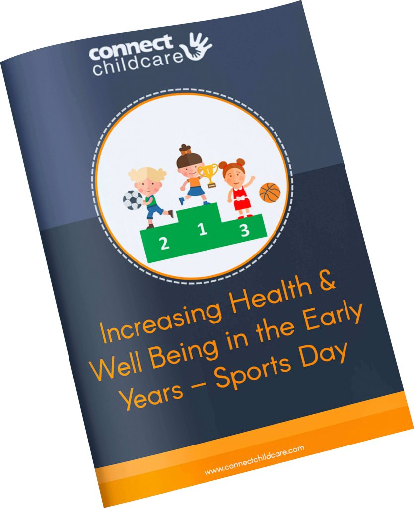 Increasing Health & Well Being in the Early Years through Sports Day