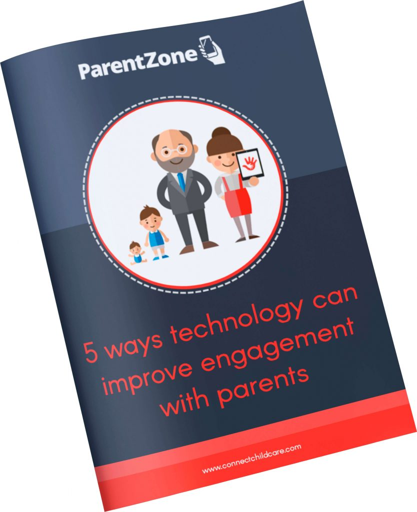5 Way technology can improve engagement with parents at nursery