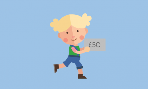 Get a £50 voucher by referring a friend to Connect Childcare