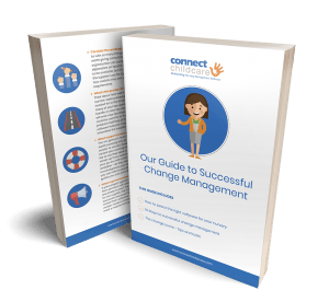 Change Management Ebook Cover