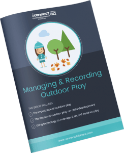 Outdoor play is vital for child development