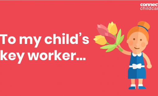 a poem for my child's key worker