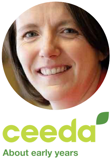 Ceeda about early years