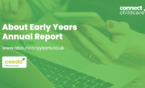 About Early Years Annual Report