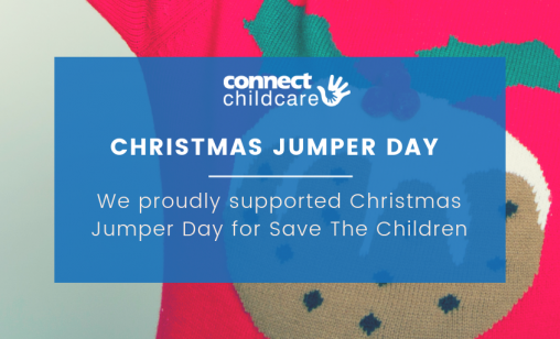 Connect Childcare Christmas Jumper Day