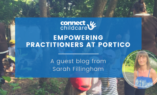 Empowering practitioners at Portico Nursery Group
