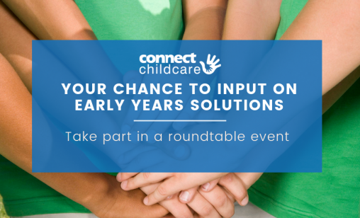 your chance to input on early years solutions - ceeda event