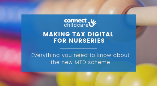 Making Tax Digital for Nurseries