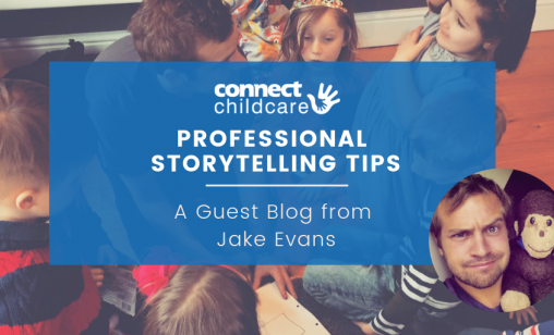 Jake Evans Professional Storytelling tips