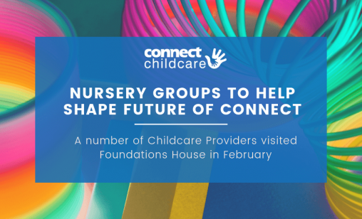 Nursery groups help to shape the future of connect blog