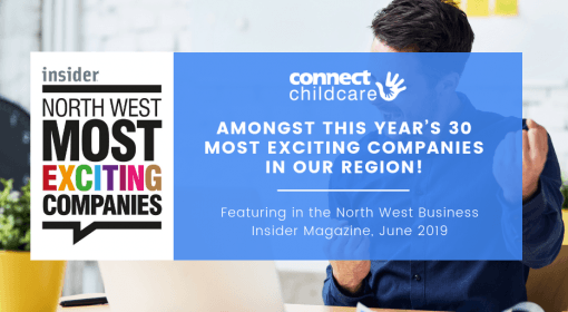 WE ARE AMONGST THIS YEAR'S 30 MOST EXCITING COMPANIES IN OUR REGION!