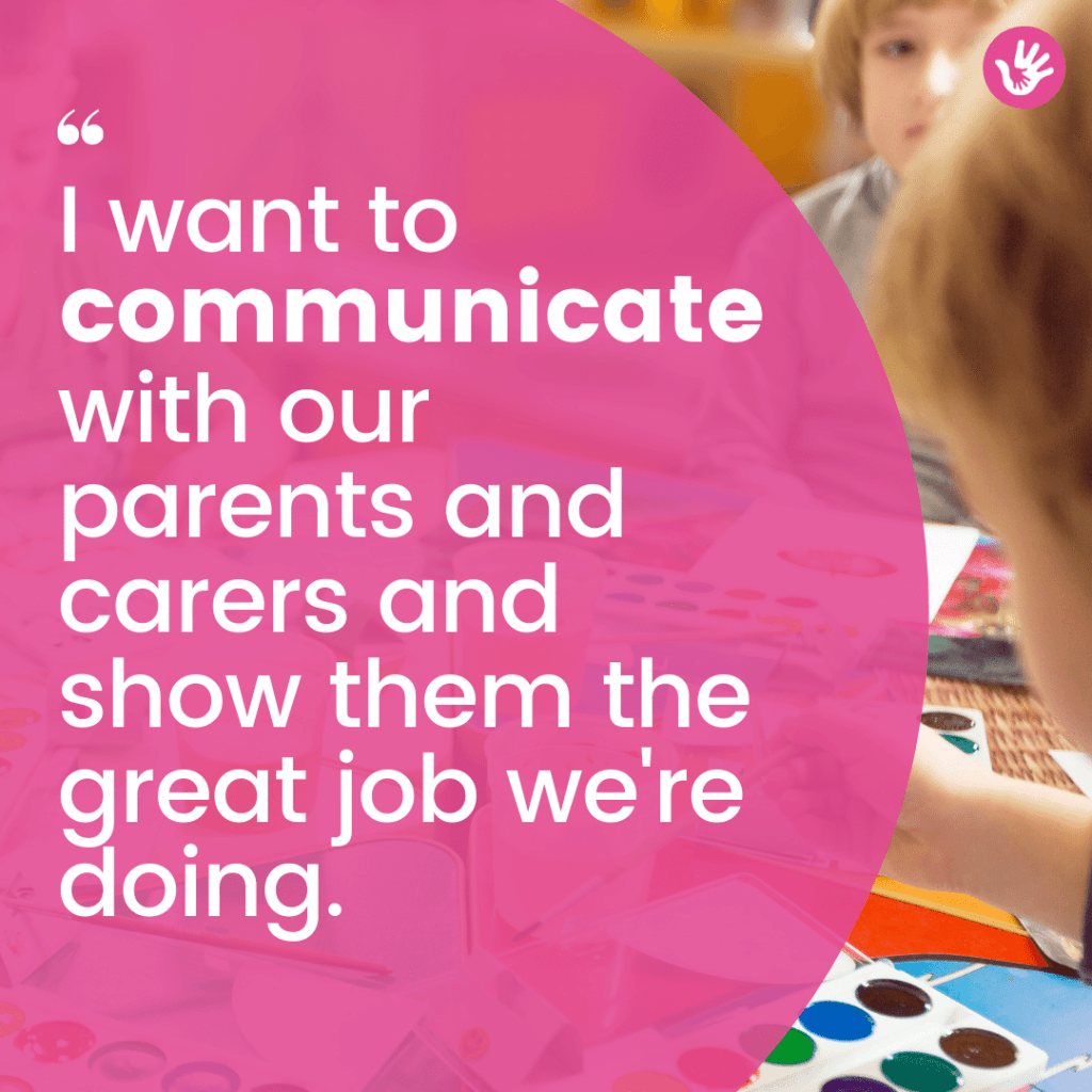 the challenge of communicating with parents