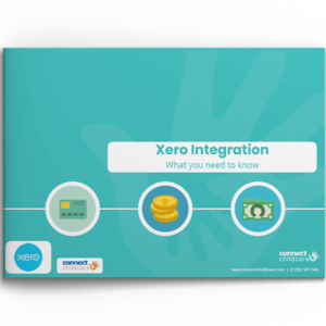 Xero Integration guide front cover