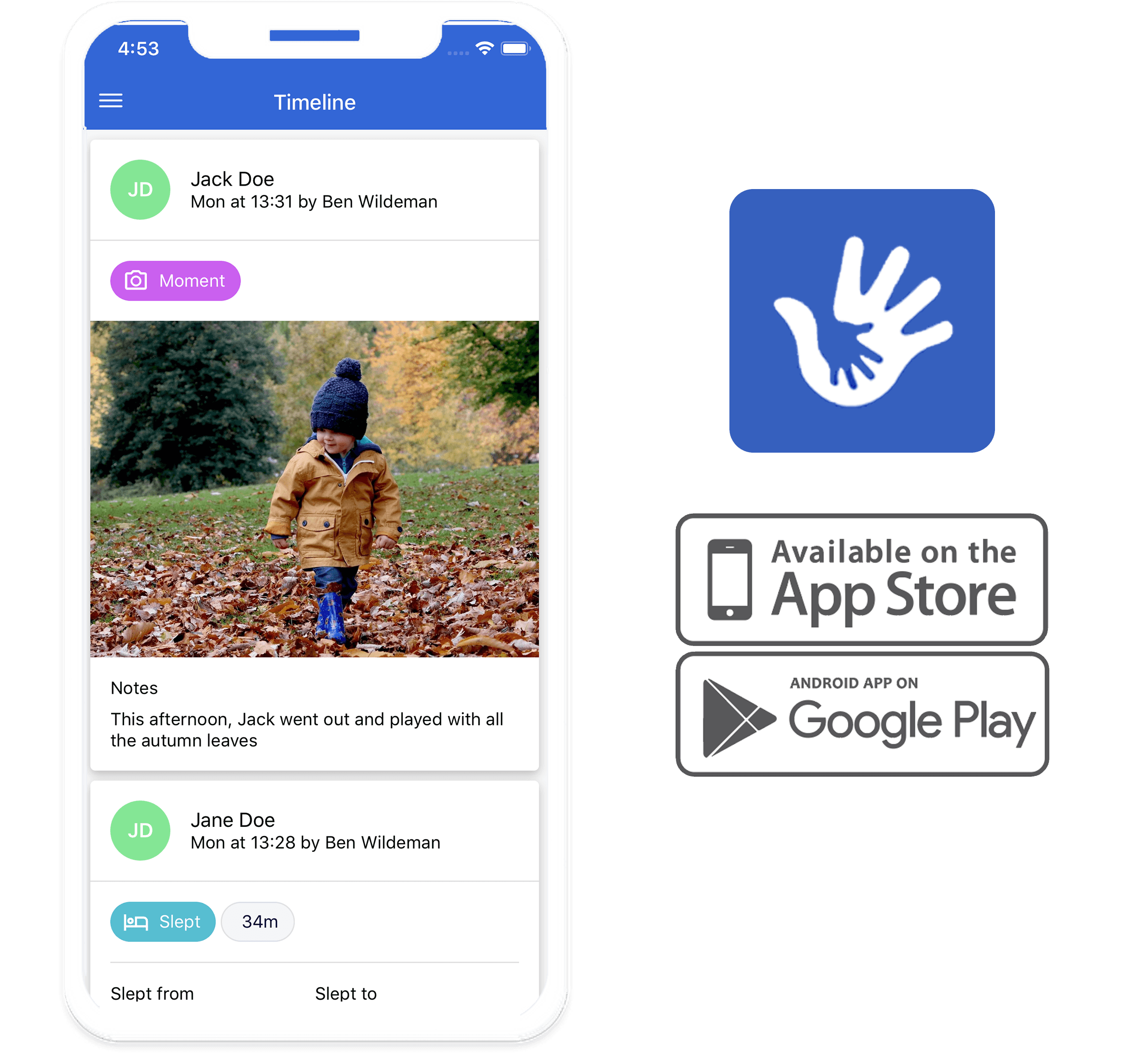 New ParentZone App