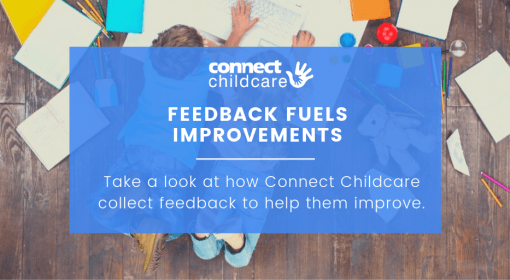 Feedback fuels improvements