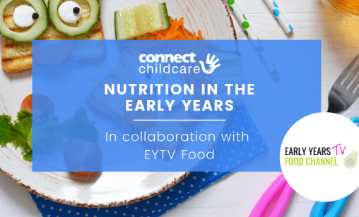 Nutrition in the early years blog image