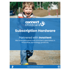 Innovent. subscription hardware for nurseries