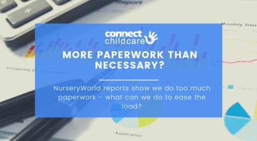 More paperwork than necessary?