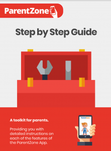 ParentZone step by step guide front cover