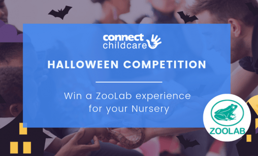Childcare Halloween Competition Blog Image