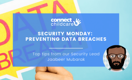 Security Monday preventing data breaches blog image