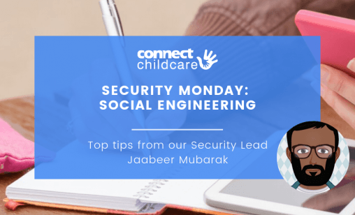 Security Monday Blog Social Engineering