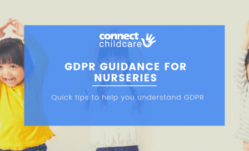GDPR guidance for nurseries