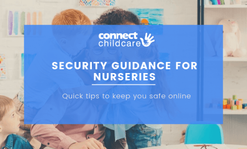 security guidance for nurseries blog image