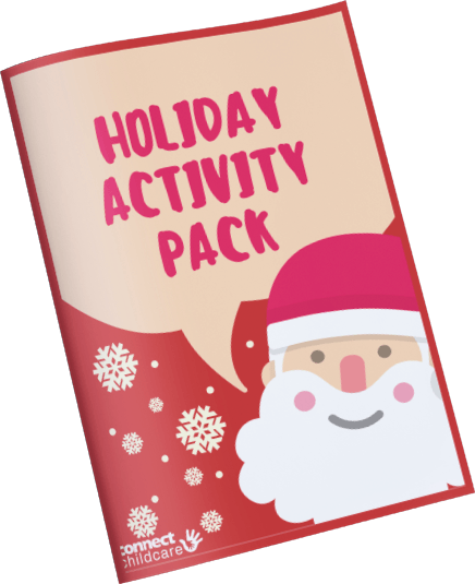 Holiday Activity Front Cover