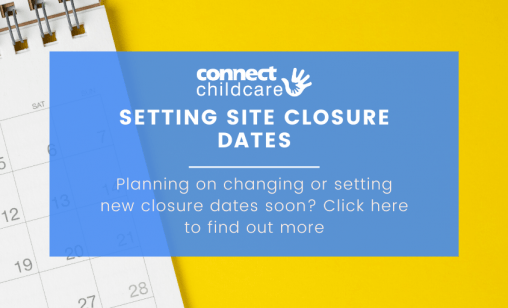 Site closure dates