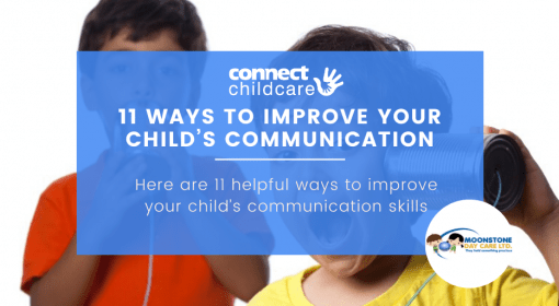 11 Ways to Improve Your Child's Communication