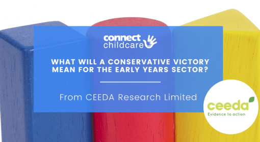 What will a Conservative victory mean for the early years sector?