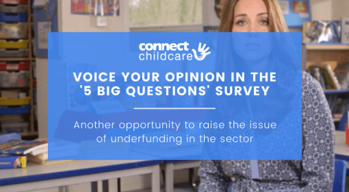 Voice your opinion in the '5 Big Questions' Survey