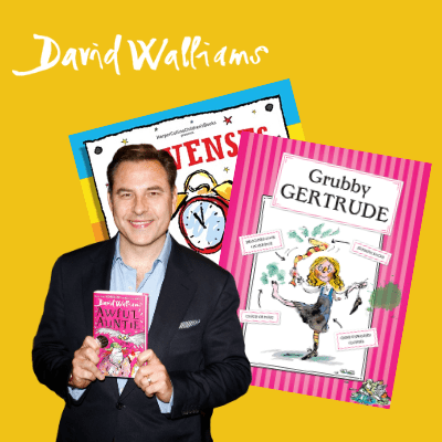 David Walliams Audio Books