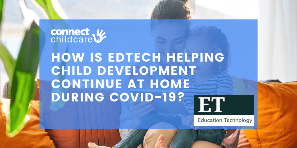 How is EdTech helping Child Development