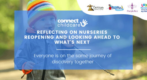 Reflecting on nurseries reopening and looking ahead to what's next