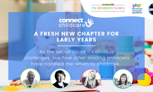Fresh new chapter for Early Years