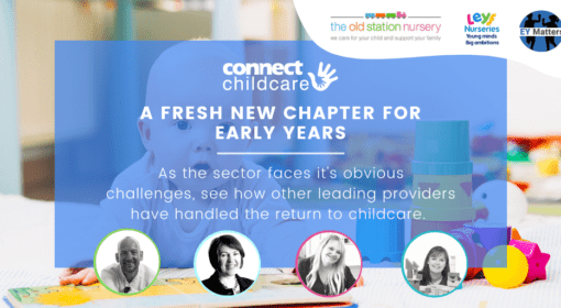 A fresh new chapter for Early Years