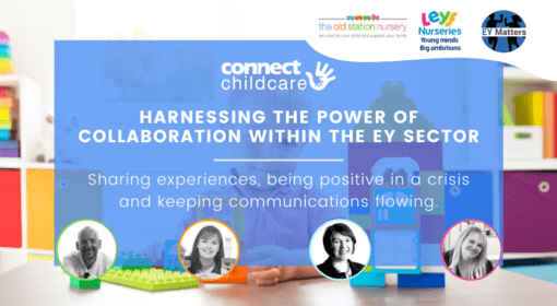 Harnessing the power of collaboration within the EY sector