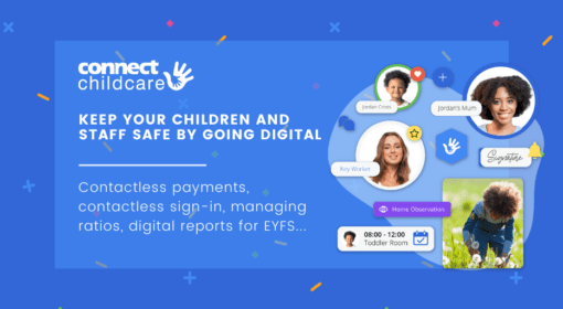 Keep your children and staff safe by going digital